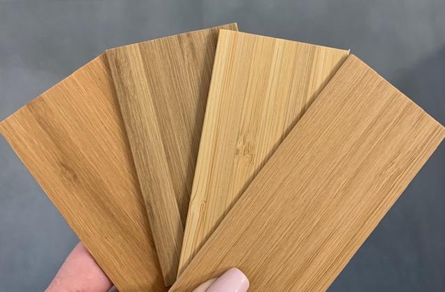żaluzje bambusowe różne odcienie